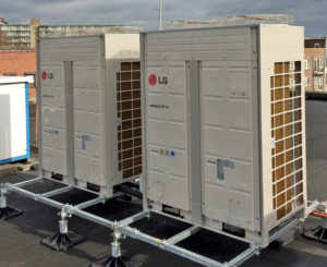 Servicio técnico aire acondicionado LG en Valencia
