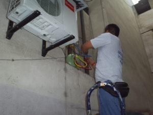 Instalador de aires acondicionados en Castellón